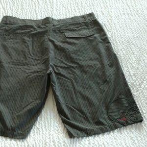 Skull Micro Shorts